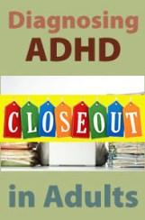 Diagnosing ADHD in Adults