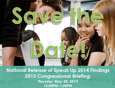 Save the date  Our second Congressional Briefing is on May 28.