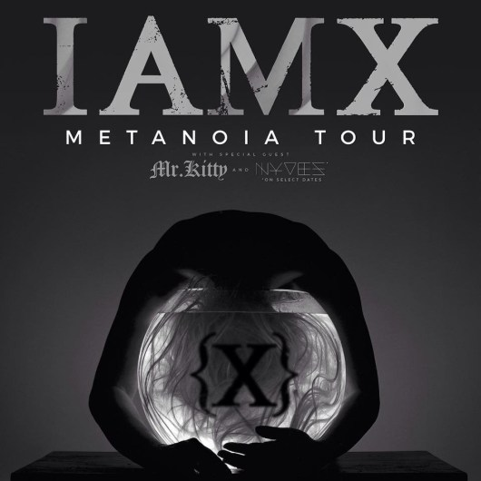 IAMX Mr Kitty Tour