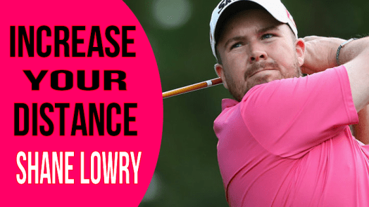 Shane Lowry golf swing