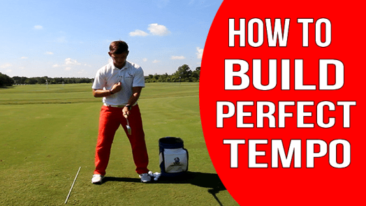 perfect golf swing tempo