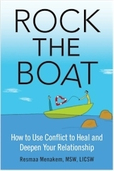 Rock the Boat: How to Use Conflict to Heal and Deepen Your Relationship — Book Review