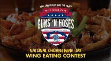 wild wing cafe guns n hoses