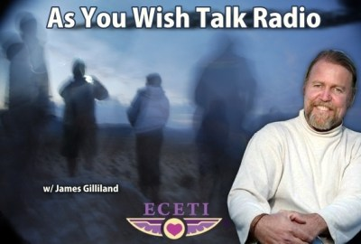 As You Wish Talk Radio Banner