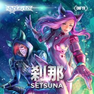 HEAVYGRINDER Setsuna Artwork