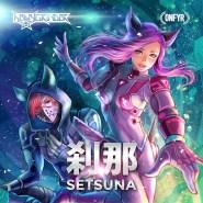 HEAVYGRINDER Setsuna Artwork
