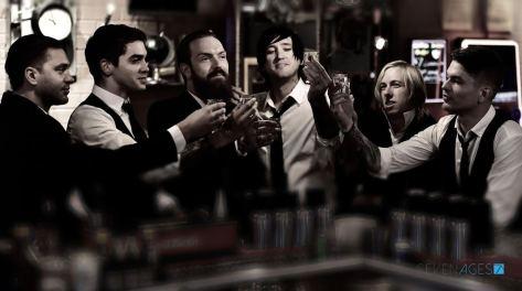 Alesana Candid Bar Promo 2
