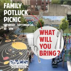 Family potluck PIcnic WHAT WIL YU BRING