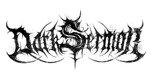 Dark Sermon - Logo