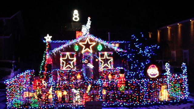Christmas Lights Music Controller