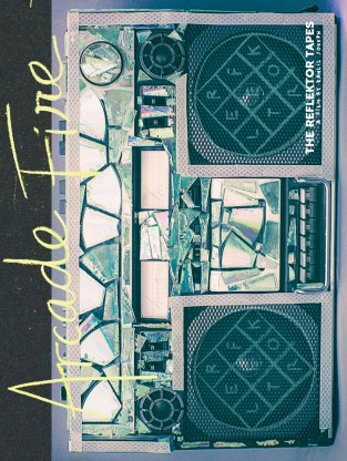 Arcade Fire Reflektor Tapes DVD cover hr