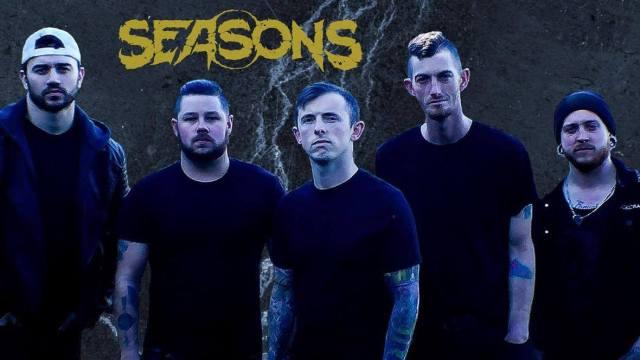 Seasons High Res band promo image