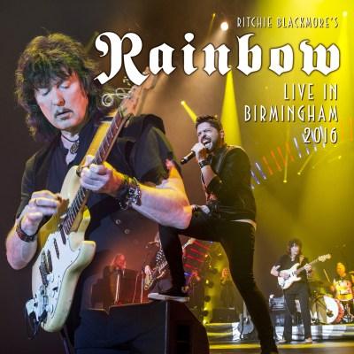 RBs Rainbow Birmingham 2016 CD cover hr