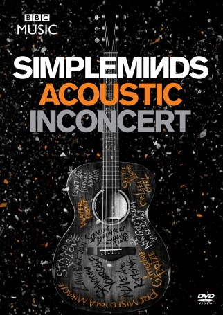 Simple Minds Acoustic IC DVD cover hr