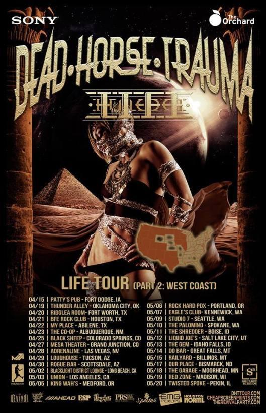 DHT Tour