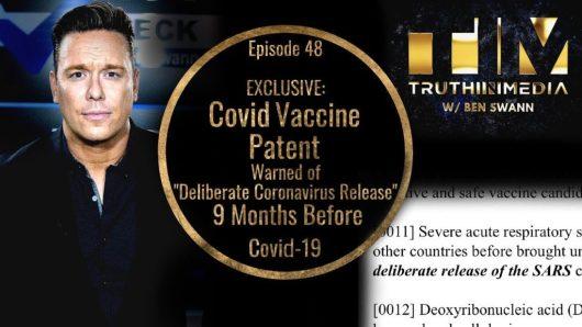 exclusive covid patent