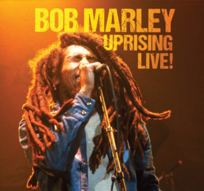 Bob Marley Uprising LP HR