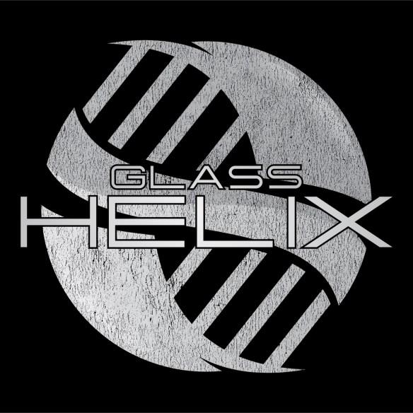 Glass Helix Logo square