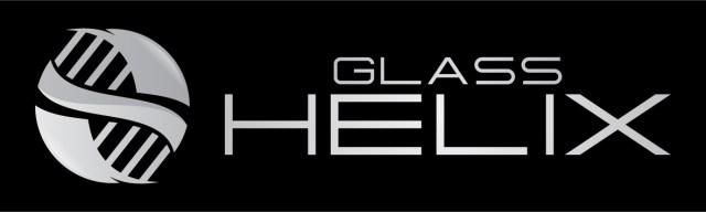 Glass Helix Logo rectangle