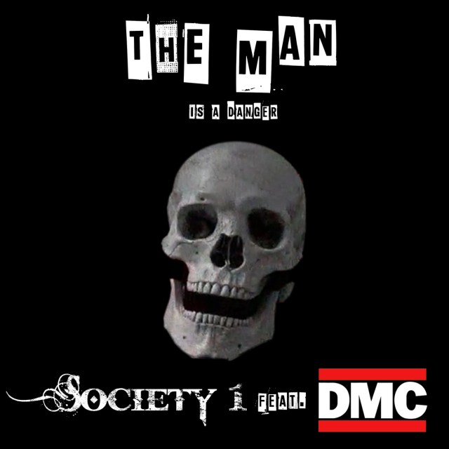 SOCIETY 1 DMC The Man Cover