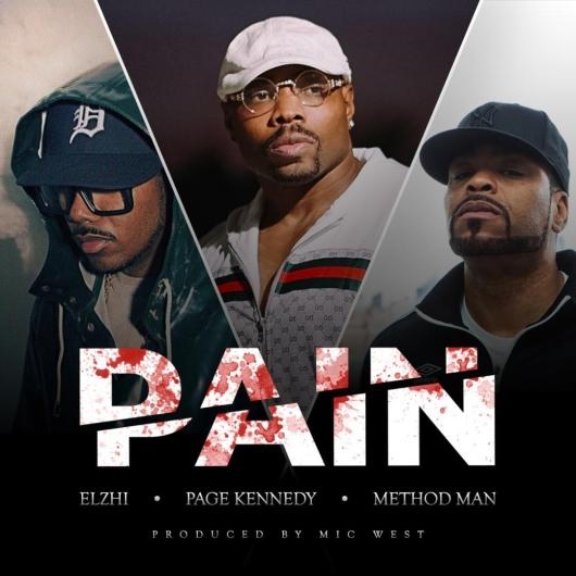 Pain Cover Art Final