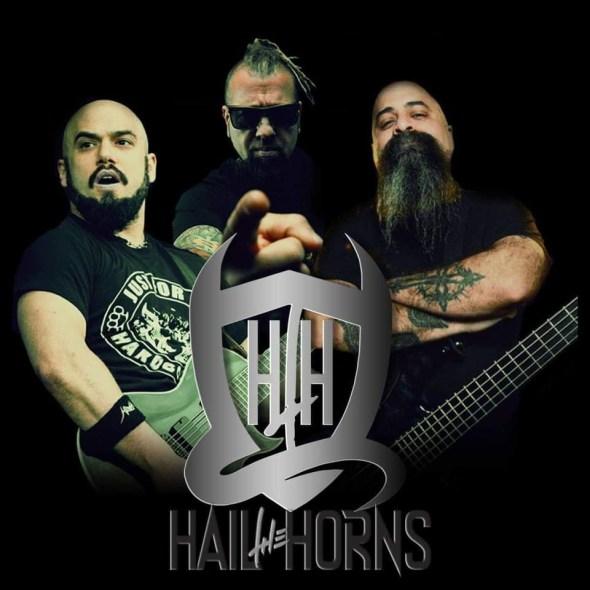 hail the horns
