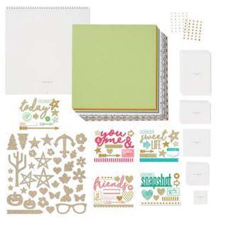 Calendar Kit Contents