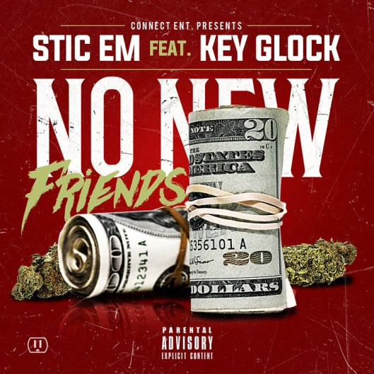 No New Friends front
