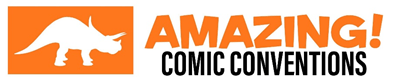 amazing comic con logo