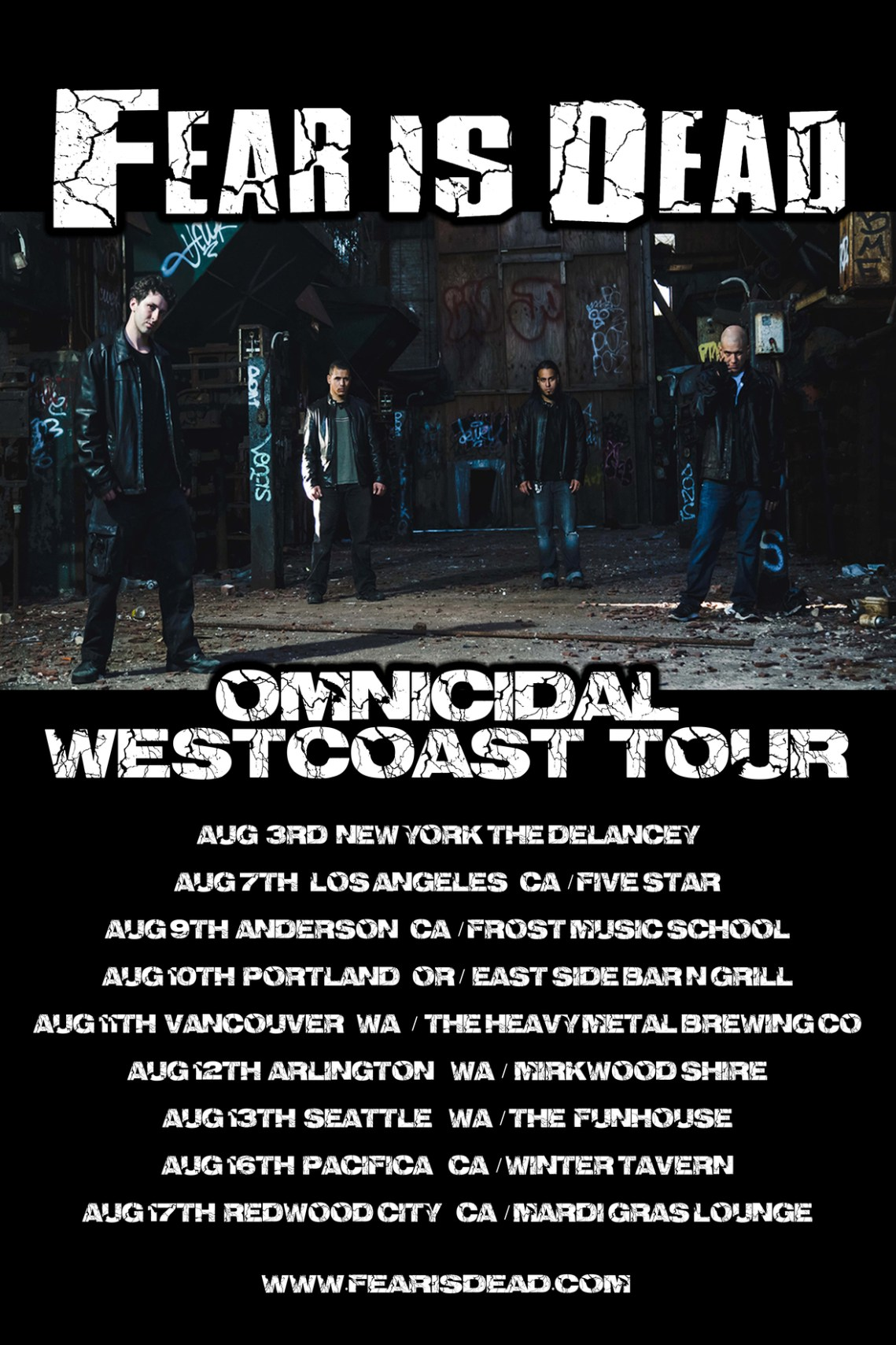 Omnicidal Tour Poster-1