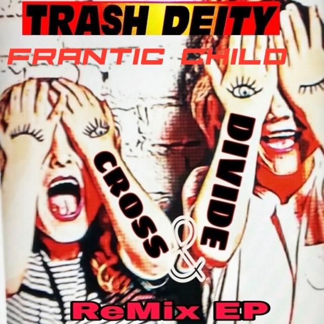 Frantic Child EP Cover JDN