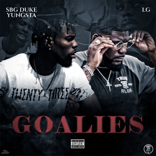 goalies front