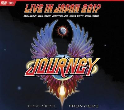 JRNY LIJ2017 DVD 2CD DGPK CVR