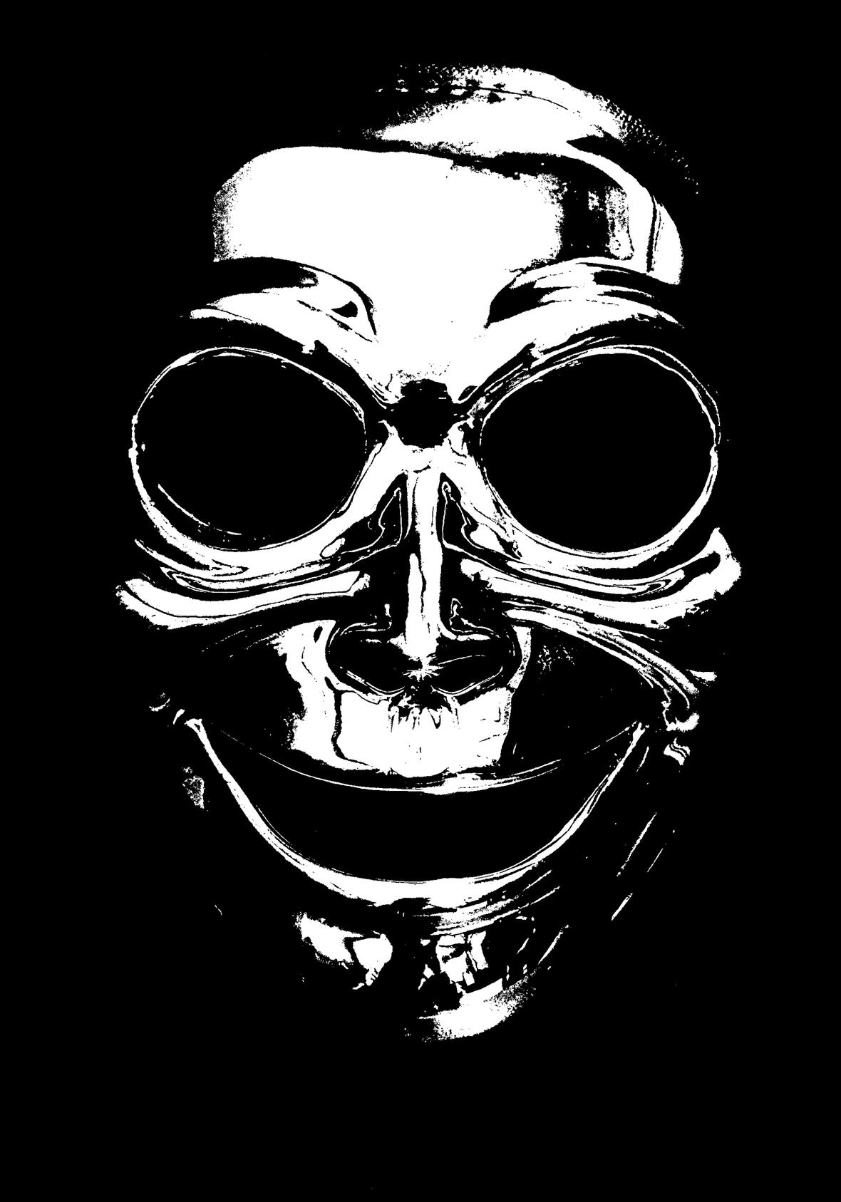 Terrorbyte mask black