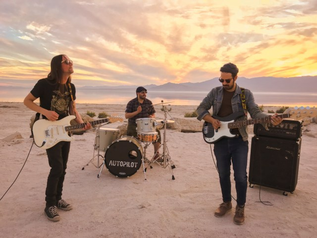 band photo live