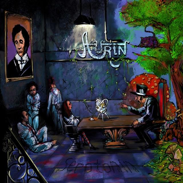 Aurin - Serotonin - Artwork Final-1000x1000 - 300dpi