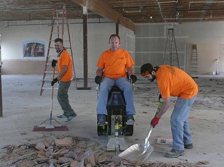 unique solutions at razor floor removal