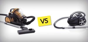 Choosing A Vacuum Cleaner: Bagless Or Bagged?