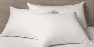 How to keep pillows clean