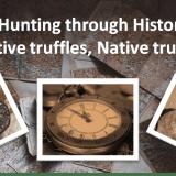 Truffle Hunting thru History