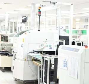 Electronic contract manufacturing services