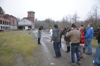 City Of Tumwater Leading a Tour