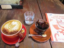 Coffee and the book adaptation of a cinema classic at Little Red Fox Espresso