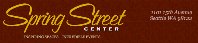 Spring Street Center is available for your event, weddings, graduation parties, baby showers, lodging and other functions.