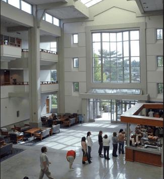Paccar Atrium