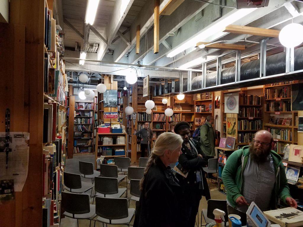 Cascadia Underground at Horizon Books