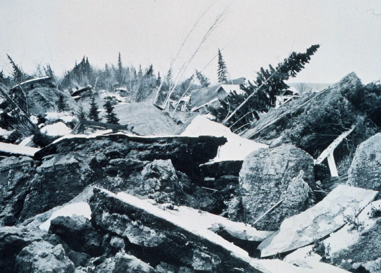 Good Friday Earthquake Alaska 1964