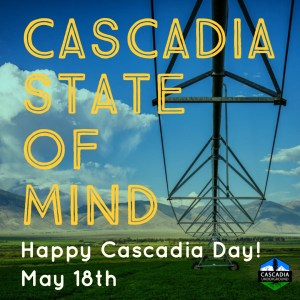Agriculture in Idaho image promoting Cascadia Day