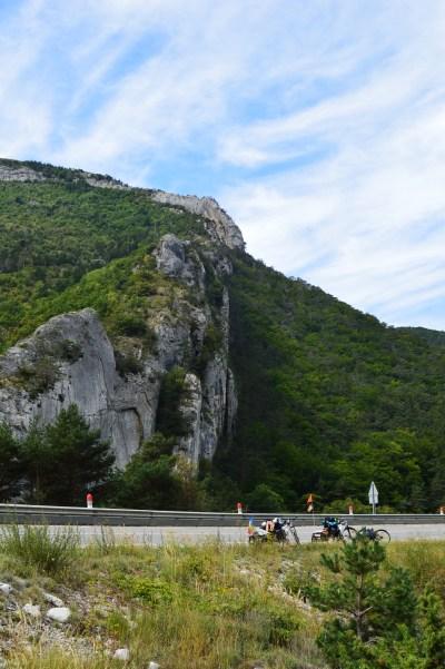Spre Col de Croix-Haut 2, Franta
