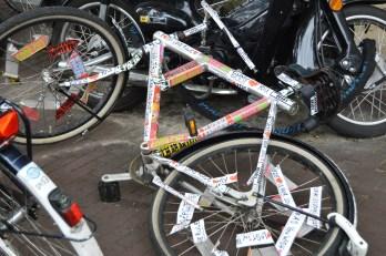 No more Words, Amsterdam